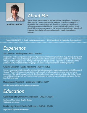 custom resume design resumebaker com