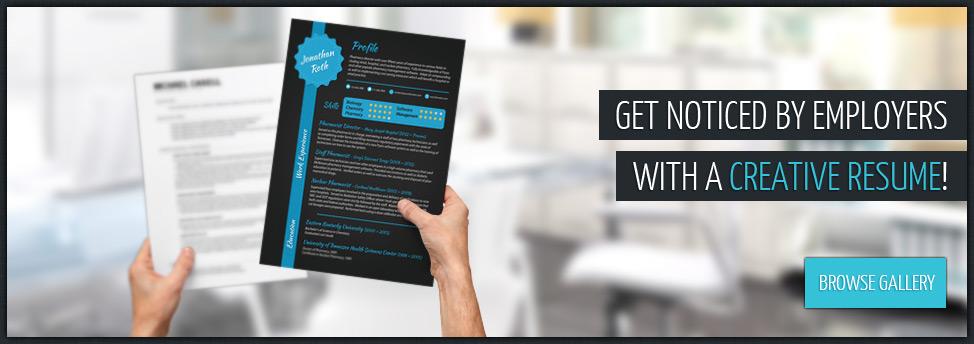 Custom Resume Design - ResumeBaker.com